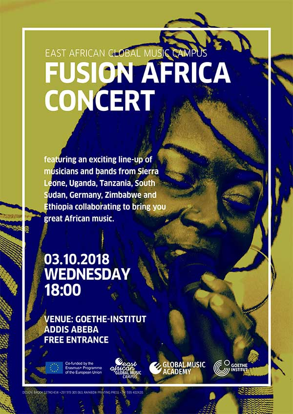 Fusion Africa Concert 2018